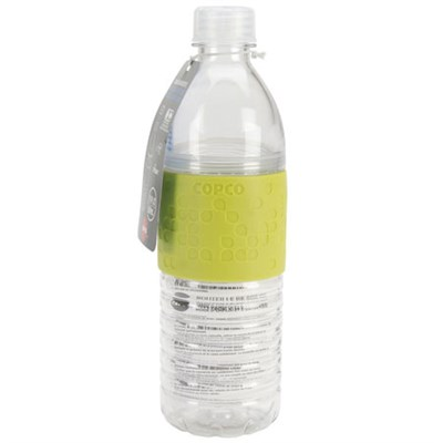Hydra Bottle Chevron 16.9 Ounce, Lime