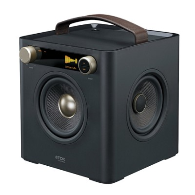 Life on Record 77000015410 Sound Cube Audio System