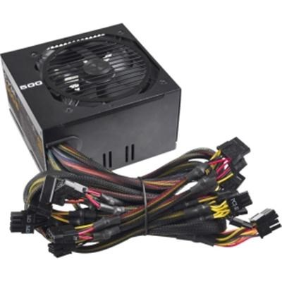 500W 80Plus Bronze PSU