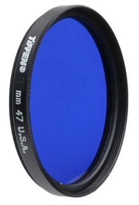 67mm 47 Filter (Blue)