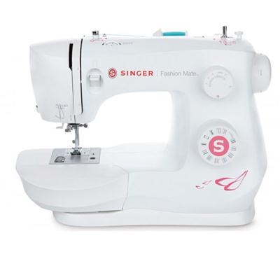 3333 Fashion Mate Free-Arm 23-Stitch Sewing Machine in White - 230131112
