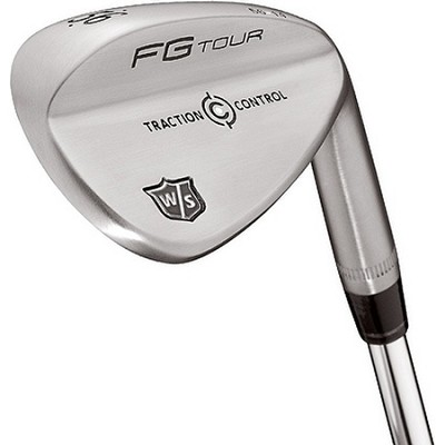 Staff FG Tour Traction Control Wedge (Right Hand, Steel, 52 Loft, Tradtional)