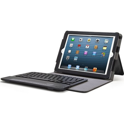 Professional Workstation Folio for iPad Air with Detachable Bluetooth Keyboard