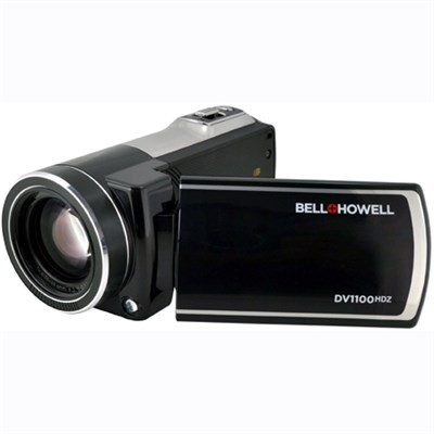1080p Camcorder with 10x Optical Zoom and 3.0` Touchscreen (OPEN BOX)