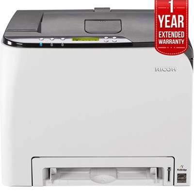 SP C250DN Wireless Color Laser Printer + 1 Year extended warranty