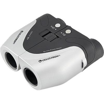 72121 - Electric Power Zoom 8-24x25 Binoculars