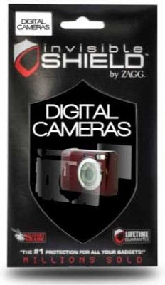 InvisibleSHIELD for Canon EOS 40D/50D