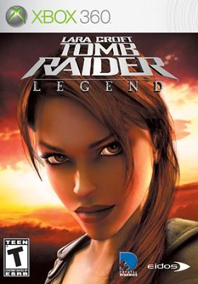 Lara Croft Tomb Raider: Legend For Xbox 360