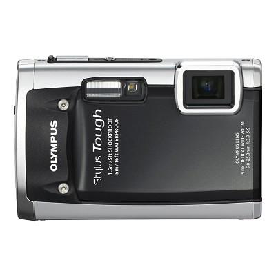 Stylus Tough 6020 Waterproof Shockproof Freezeproof Digital Camera (Black)Refurb