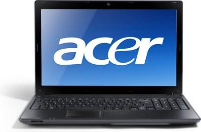 Aspire AS5736Z Series Notebook - Black Intel Pentium  T4500 Processor