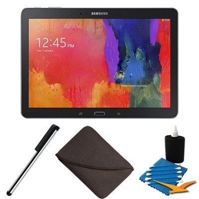 Galaxy Tab Pro 10.1 Tablet - Black Bundle