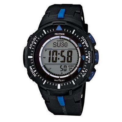 ProTrek TrplSensr Watch BluBlk