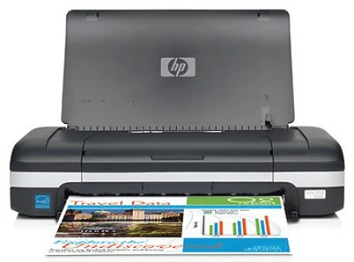 Officejet H470B Mobile Printer (CB027A)