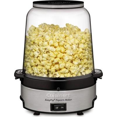 16-cup EasyPop Popcorn Maker (Black)