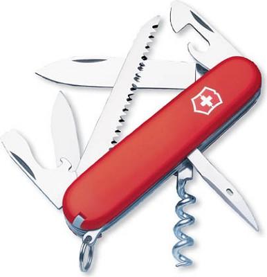 Victrinox 53301 Camper Red Swiss Army Knife