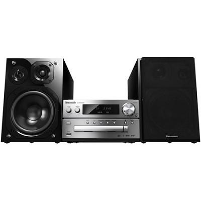 Networkable HiFi Micro Audio Speaker System - SC-PMX9