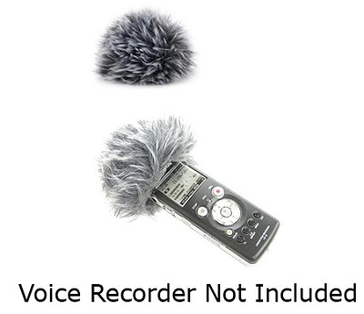 WJ-1 Windjammer for the LS-10 & LS-11 PCM Recorder