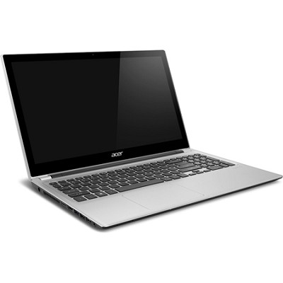 Aspire V5-571P-6831 15.6` Notebook PC - Intel Core i5-3337U Processor (Silver)