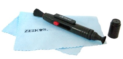LCD/Lens Cleaning Pen And MicroFiber Cloth