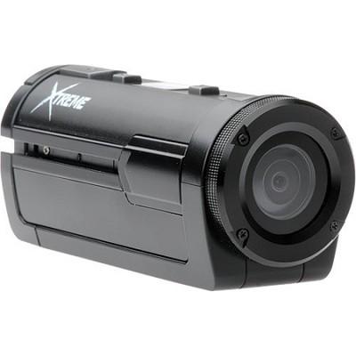 Xtreme Sports Full HD 1080p Waterproof Helmet Video Camera (Black)