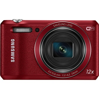 WB35F Smart Digital Camera - Red