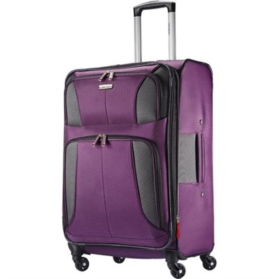 Aspire XLite 25` Expandable Spinner Luggage (Potent Purple) 74570-5377