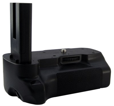 Vertical Battery Grip for Nikon D3000, D60, D40X, D40 - OPEN BOX