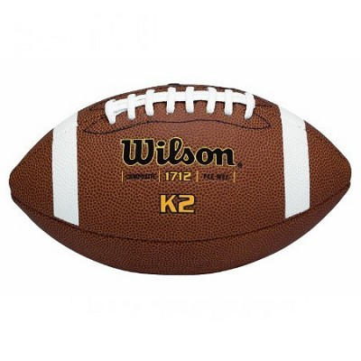 Pee Wee Composite Leather Game Ball Football