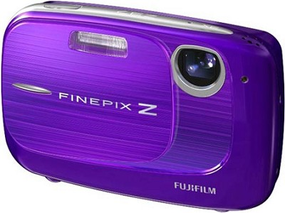 FINEPIX Z37 10MP Digital Camera (Purple)