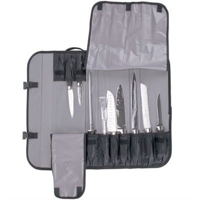 Genesis 10-Piece Forged Knife Set with Case - M21810