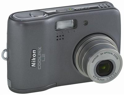 Coolpix L2 Digital Camera