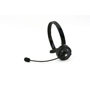 P20 Over the Head Bluetooth Wireless Headset for Cell Phones. 21 Hour Talk Time