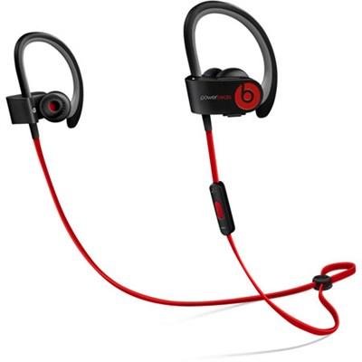 Powerbeats2 Wireless In-Ear Headphones, Black (Certified Refurbished)