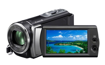 HDR-CX190 Full 1080p HD Handycam Camcorder