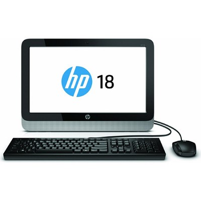 18.5` HD LED 18-5010 All-In-One Desktop PC - AMD E1-2500 Accelerated Processor