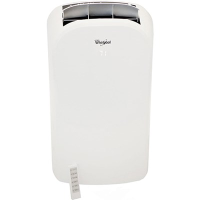 14000 BTU Dual-Exhaust Portable Air Conditioner with Remote Control - WHAP142AW