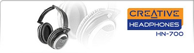 HN-700 Superior Quality Noise Cancellation Headphones