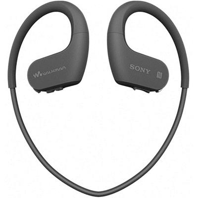 WS623 Waterproof and Dustproof Bluetooth Wireless Walkman - Black