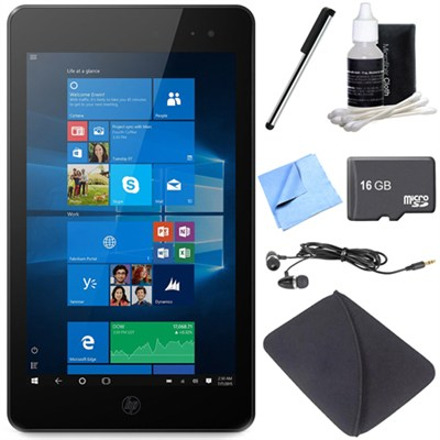 ENVY 8 Note 5002 32 GB 8` Wireless LAN Verizon 4G Intel Atom Tablet 16GB Bundle