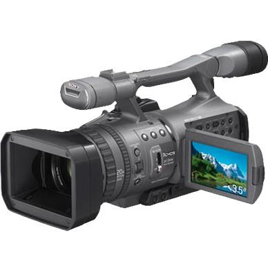 HDR-FX7 High Definition MiniDV (HDV) Handycam Camcorder