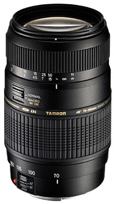 70-300mm 1:2 F/4-5.6 DI LD Macro For Canon EOS, With 6-Year USA Warranty
