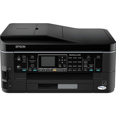 WorkForce 645 All-in-One Printer