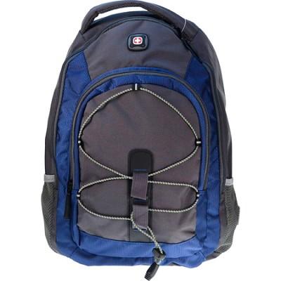 SwissGear Mars 16` Notebook Computer Laptop Backpack - Blue