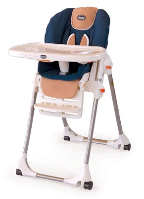 Polly Highchair Manhattan