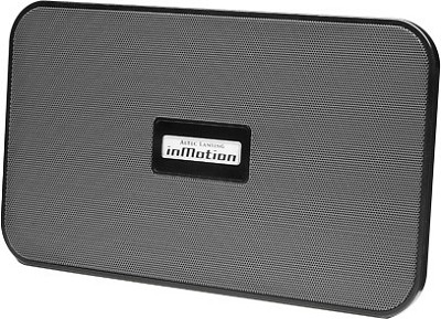 inMotion SoundBlade Bluetooth A2DP Speaker/Speakerphone (Black)