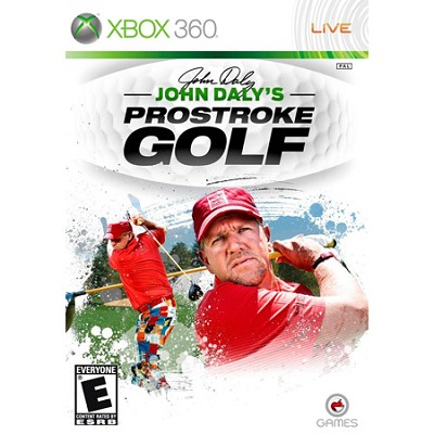 John Daly's Prostroke Golf for Xbox 360