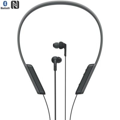 MDRXB70BT/B Bluetooth Wireless, In-Ear Headphones w/ NFC (Black) - Refurbished