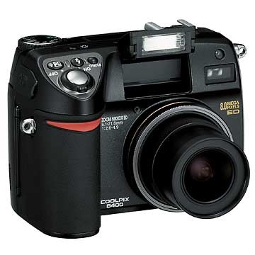Coolpix 8400 Digital Camera