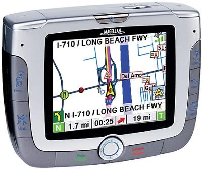 Roadmate 6000T Portable Car GPS Navigation System
