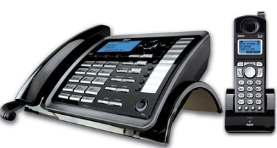 2 Line Corded/Cordless Expandable Speakerphone